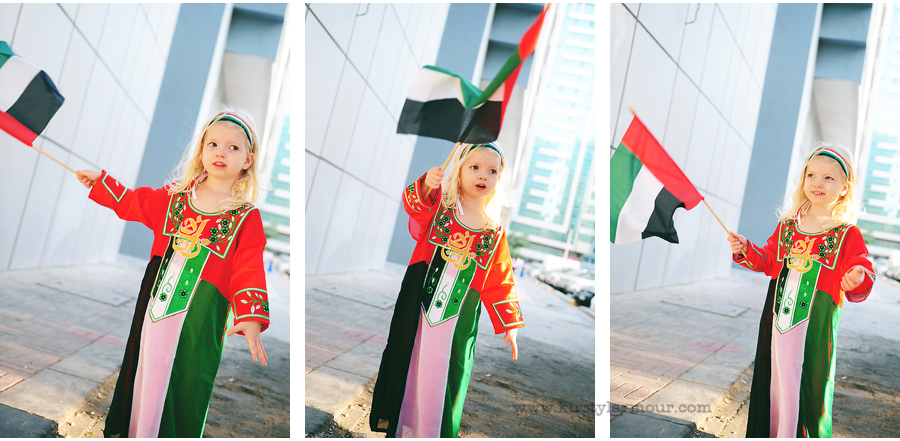 UAE National Day Letters From The Larmours