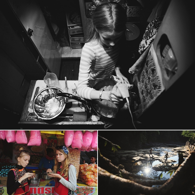Kirsty Larmour Photography - images of living in a van and exploring North East INdia