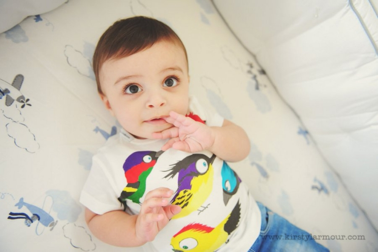 Kirsty Larmour | Abu Dhabi Baby Photographer