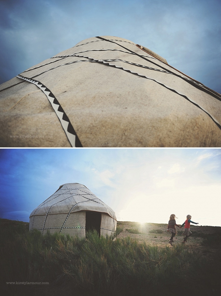 Kirsty Larmour yurt in Kyrgyzstan04