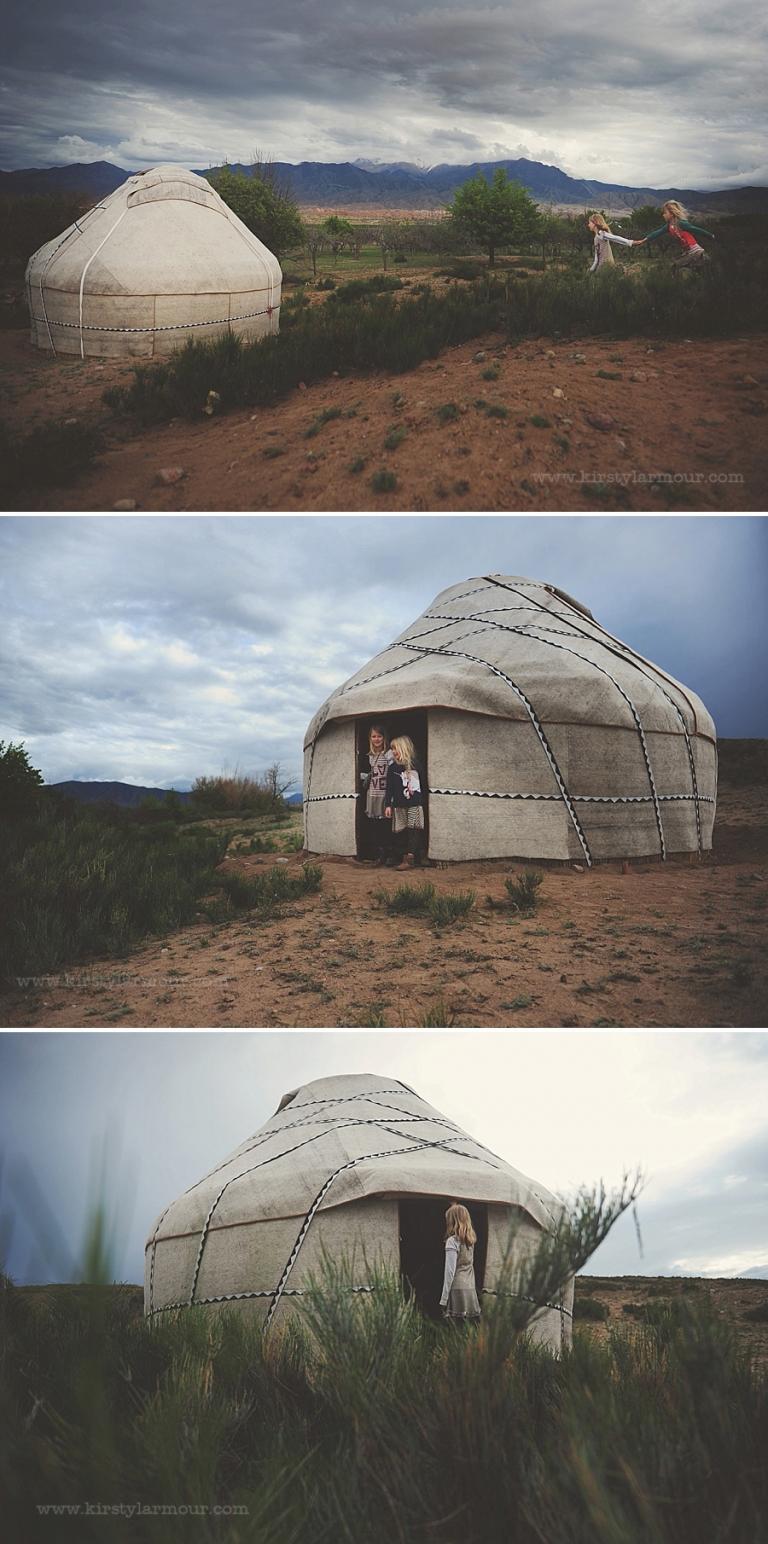 Kirsty Larmour yurt in Kyrgyzstan_01