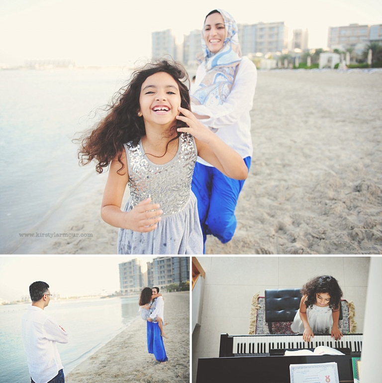 Abu Dhabi family photographer