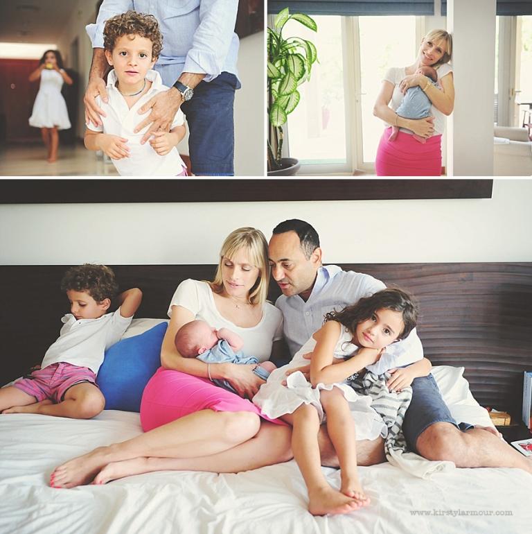 Abu Dhabi newborn Photography