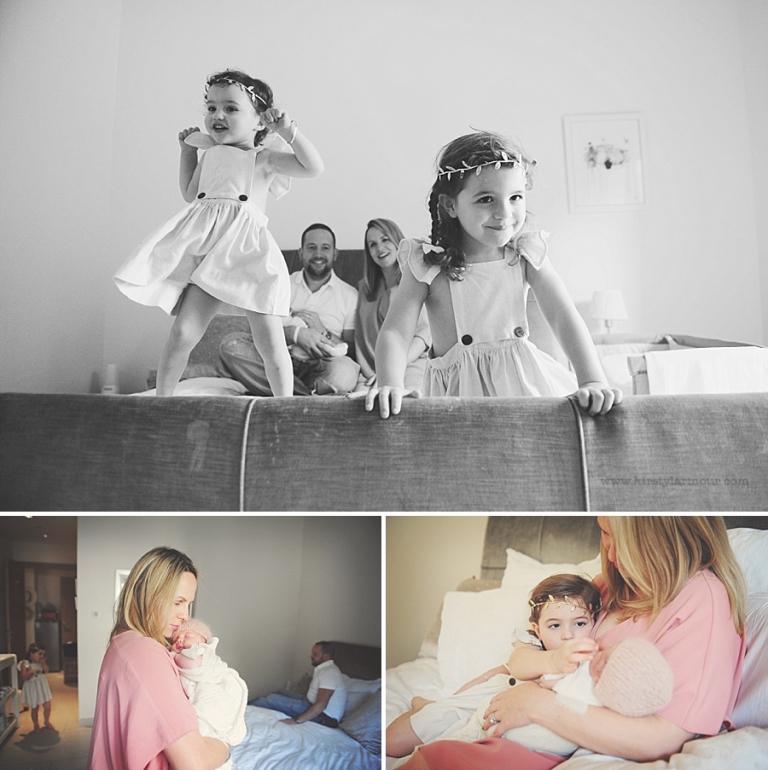 Abu Dhabi newborn photographer
