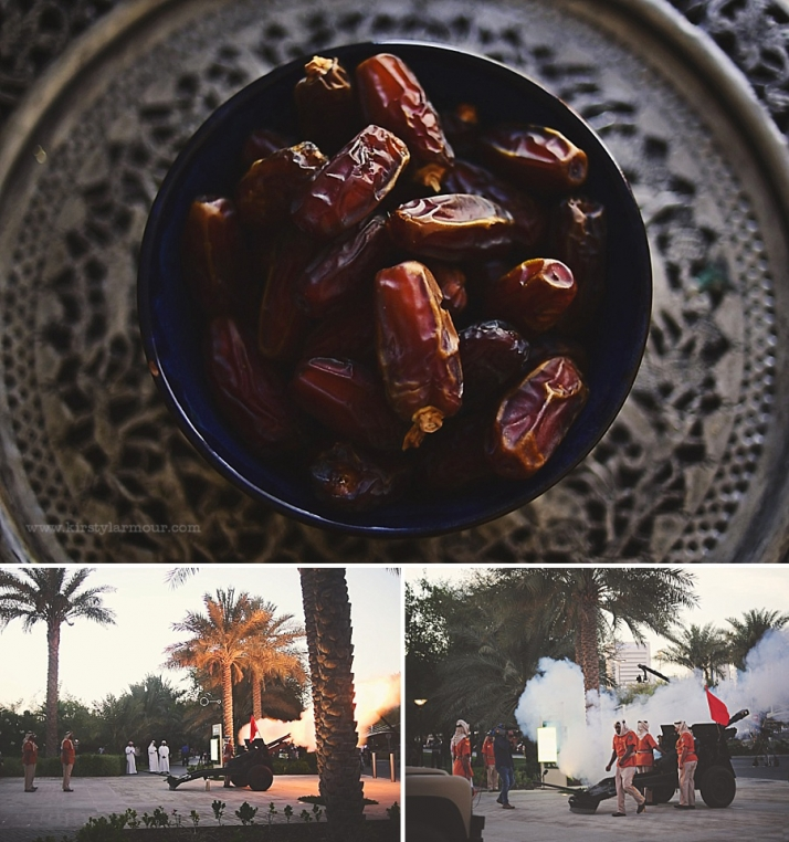 Dates to break the fast Abu Dhabi Ramadan Photos