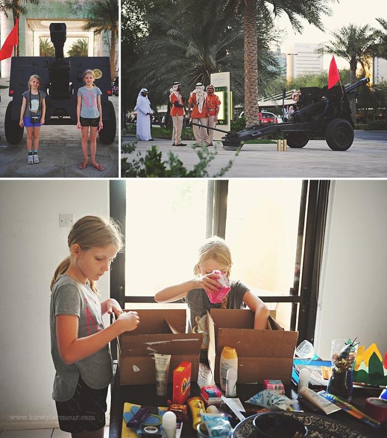 Abu Dhabi Ramadan Shoebox appeal