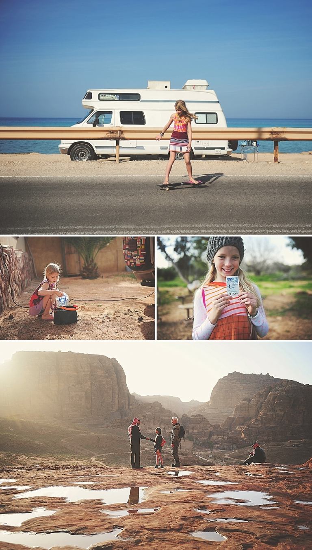Kirsty Larmour Travel and Lifestyle Photographer - Jordan, Saudi Arabia and vanlife