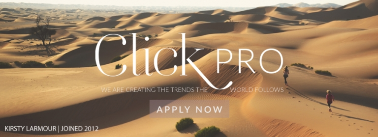 Become a Member of ClickPro - the worlds best female photographers - Kirsty Larmour